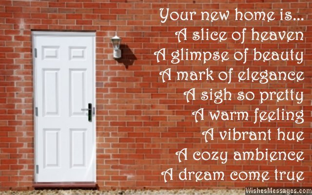 New home wishes and messages congratulations for buying a new house new home wishes and messages congratulations for buying a new house wishesmessages m4hsunfo