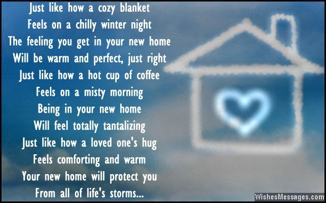 New home poems congratulations poems for new home page 2 beautiful poem for a new home greeting card m4hsunfo