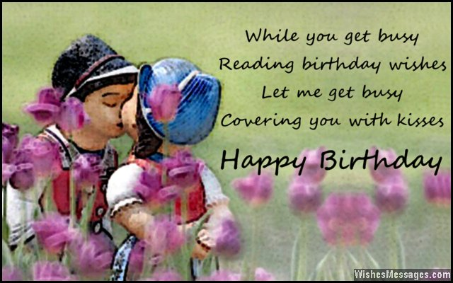 Birthday wishes for boyfriend quotes and messages wishesmessages cute birthday greeting card message for boyfriend m4hsunfo