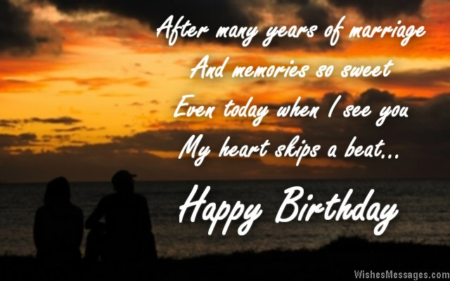 Best Birthday Quotes For Wife From Husband: Birthday Wishes For Wife: Quotes And Messages