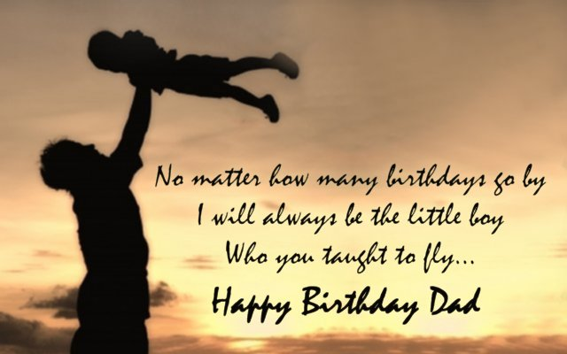 Birthday Wishes For Dad Quotes And Messages Wishesmessagescom