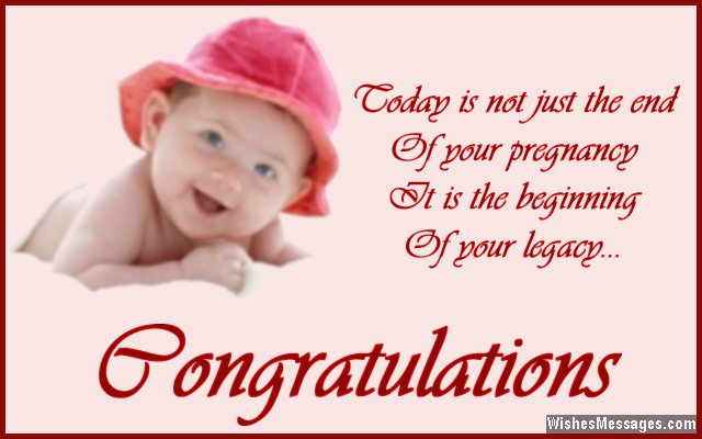 Congratulations for baby boy newborn wishes and quotes beautiful quote to congratulate parents of newborn baby m4hsunfo