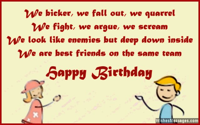 Birthday Wishes For Sister Quotes And Messages Wishesmessages Com