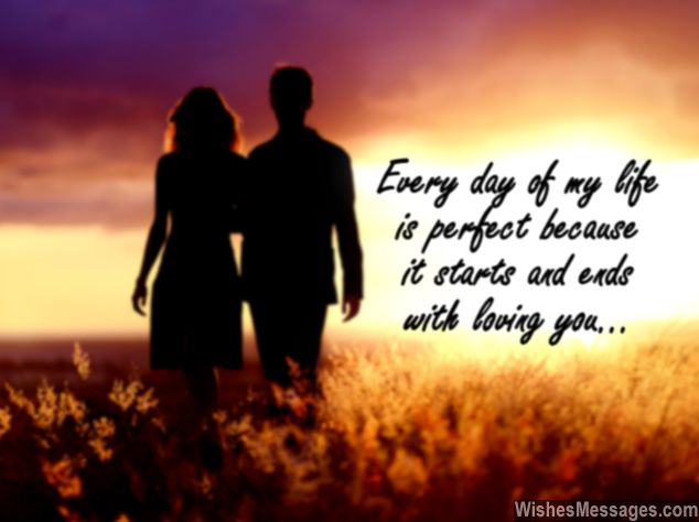 Romantic Love Quotes For My Husband