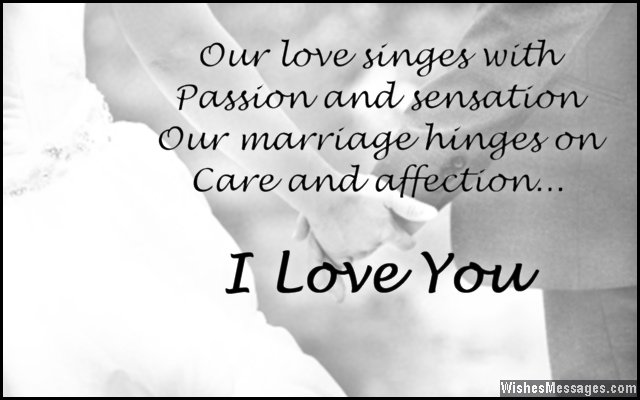 Love Quotes For Wife Awesome I Love You Messages For Husband Quotes For Him  Wishesmessages