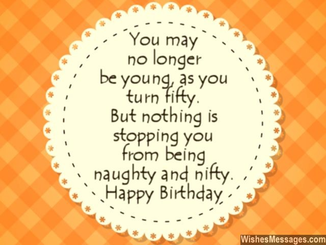 50th Birthday Wishes Quotes and Messages WishesMessages – Birthday Wish Greeting Images