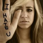 I hate you poems for him: Cheating and betrayal by ex-boyfriend or ex-husband