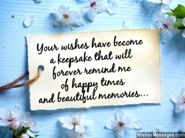 Thank You Messages for Birthday Wishes Quotes and Notes – Quotes About Birthday Greetings