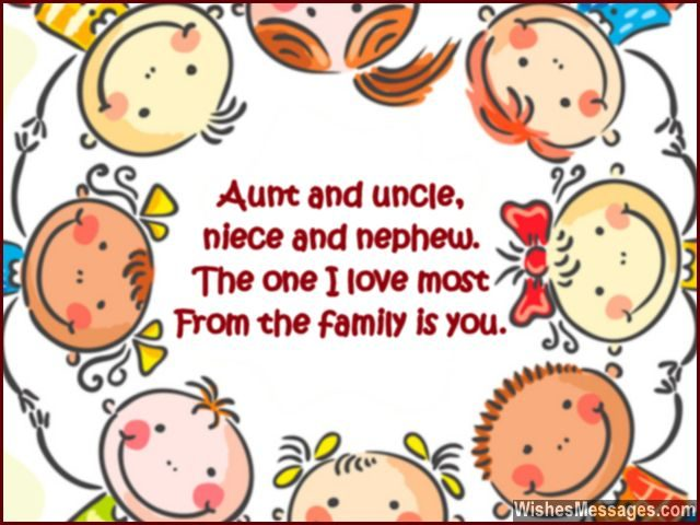 Cute Aunt And Nephew Quotes: Birthday Wishes For Cousin Brother