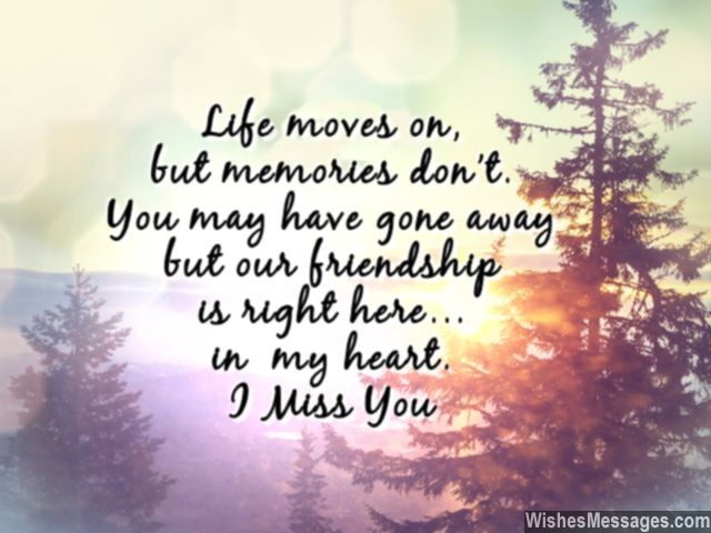 I Miss You Messages For Friends Missing You Quotes Wishesmessagescom