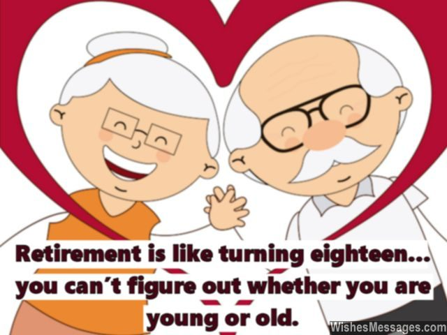 Funny retirement greeting card for co-worker