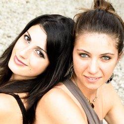 True friendship between two girls