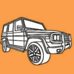 SUV graphic