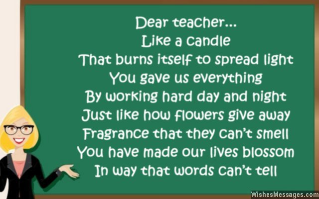 Happy Retirement Quotes For Teachers Happy retirement card poem
