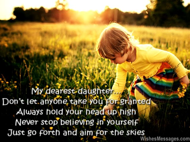 inspirational quotes to your daughter quotesgram