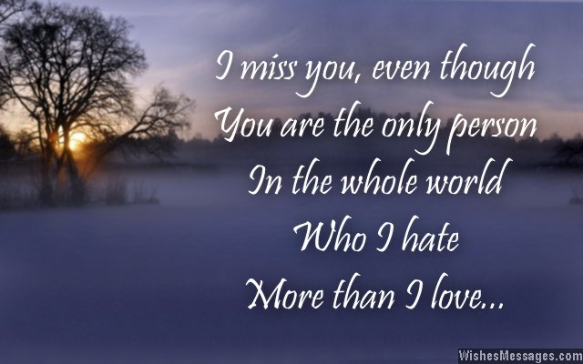collections of i miss you wife valentine love quotes