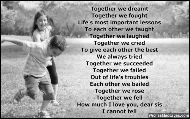 Poruka prijatelju - prijateljici Beautiful-poem-for-sister