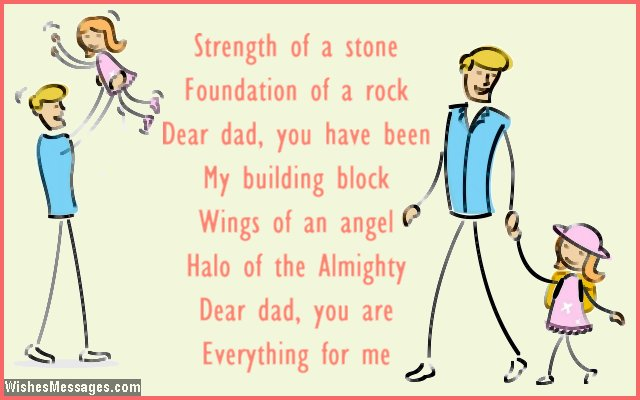 funny daughter poems