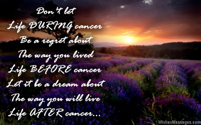 Inspirational Quotes For Cancer Patients Pleasing Inspirational Quotes For Cancer Patients Messages And Notes