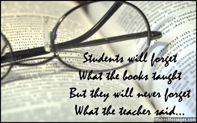 inspirational messages for teachers quotes for teachers
