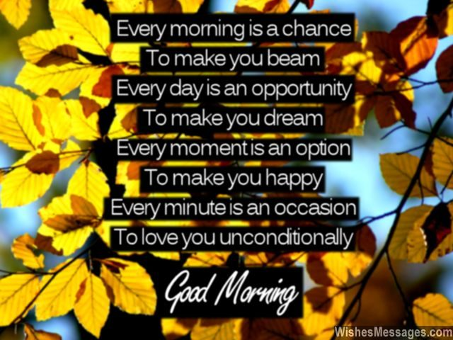 Good morning poems for girlfriend poems for her wishesmessages sweet poem to greet her good morning m4hsunfo