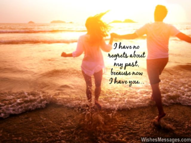 Relationship quote for him and her love past and regret