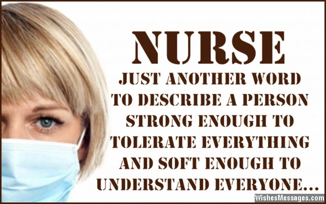 Inspirational birthday quote for nurses