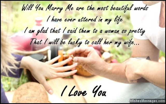 Sweet love quote for fiancee on engagement
