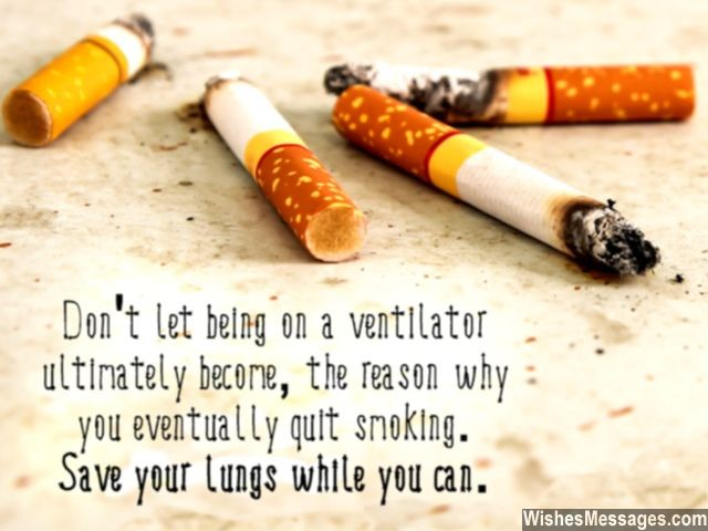Give up smoking and save your lungs