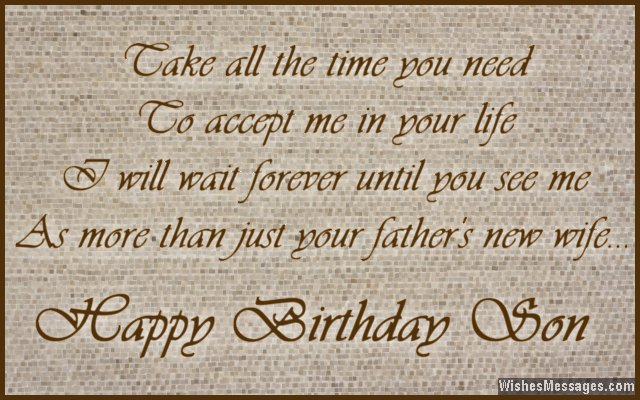 Excellent Step Son Birthday Quotes Quotes Mystiekevrouwen Personalised Birthday Cards Beptaeletsinfo