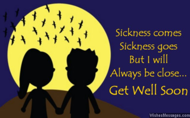 Get Well Soon Messages for Boyfriend: Quotes and Wishes ...