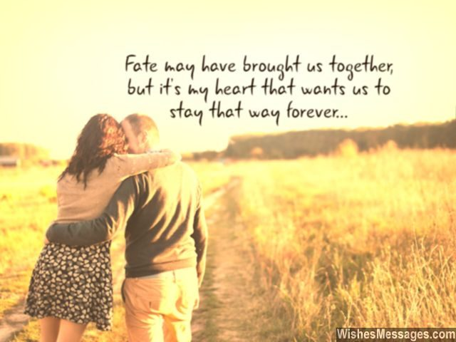 Love Quotes For Him Fiance : Love You Messages for Fiance: Quotes for Him WishesMessages.com