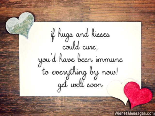 Get Well Soon Messages for Boyfriend: Quotes and Wishes