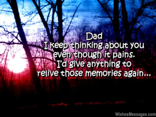 I Miss You Messages for Dad after Death: Quotes to Remember a Father