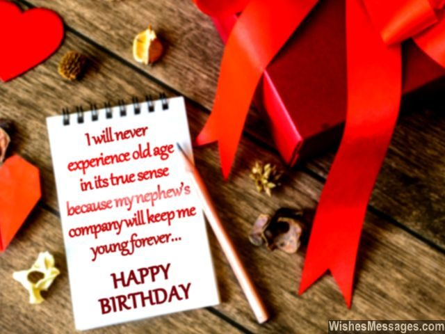 Birthday Wishes Nephew Free ~ Birthday wishes for nephew quotes and messages u wishesmessages