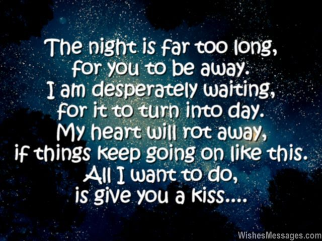 Good Night Messages for Girlfriend: Quotes for Her ...