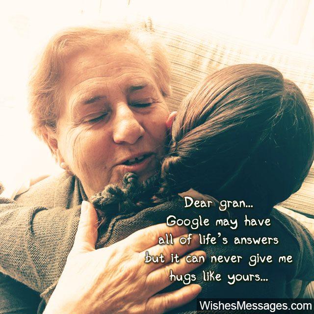 Birthday Wishes for Grandma: Happy Birthday Granny ...