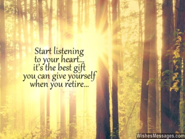 Inspirational Retirement Quotes. QuotesGram
