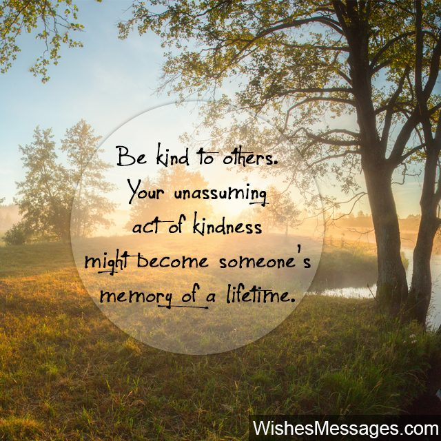 Act Of Kindness Quotes Gorgeous Give Me Some Quotes About Random Acts Of Kindness Reachout