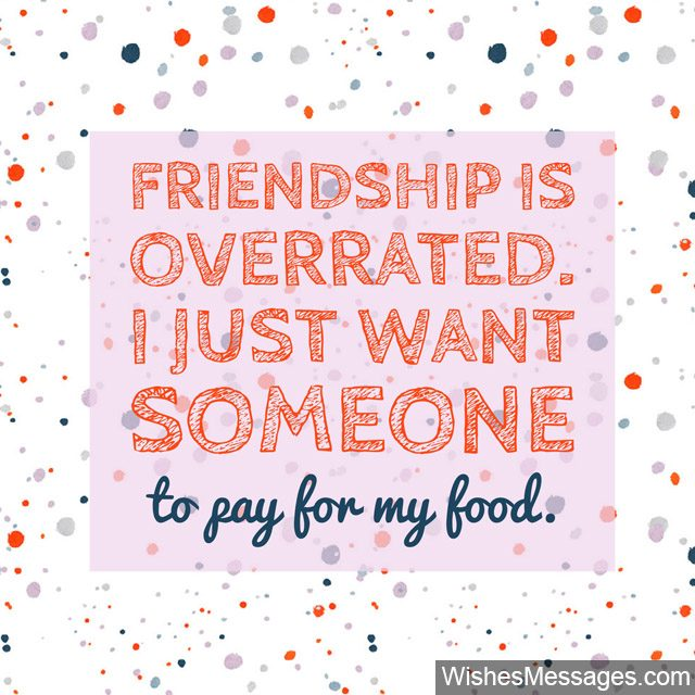 Funny Messages For Friends Friendship Quotes Wishesmessagescom