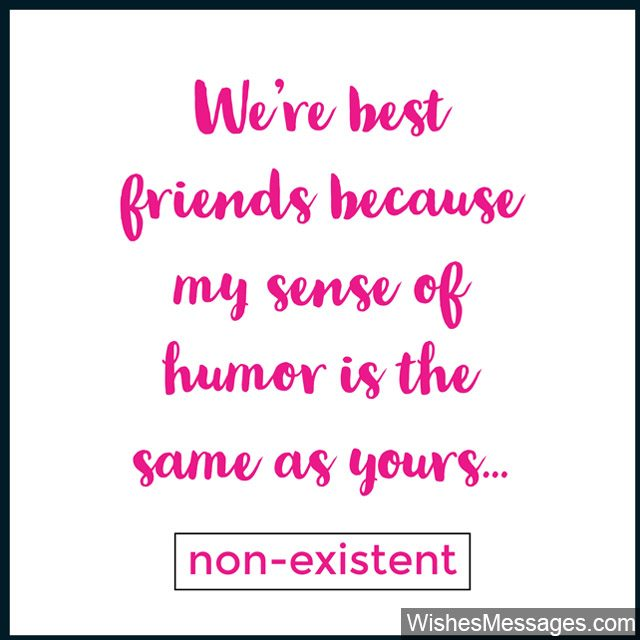 Funny Messages for Friends: Friendship Quotes ...